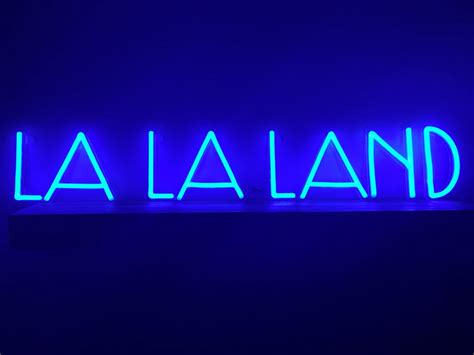 Sign In by La La Land Neon Signs Ambiance In Your Room