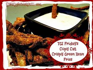 TGI Friday's Copy Cat Crispy Green Bean Fries with ...