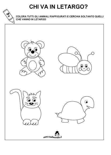 schede da colorare per bambini di 5 anni schede didattiche per bambini di 3 anni da stare hp13