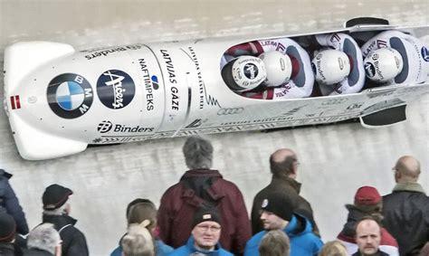 Eiropas čempionāts bobslejā un skeletonā notiks Vinterbergā - Citi sporta veidi - Sports - Apollo
