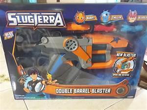 Slugterra Bajoterra Double Barrel Blaster - $ 1,500.00 en ...