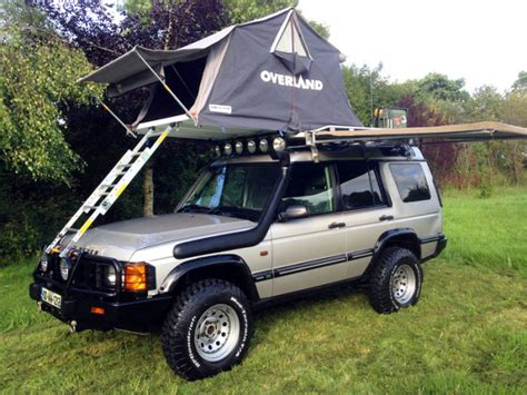 land rover discovery  roof tent  sale  boher
