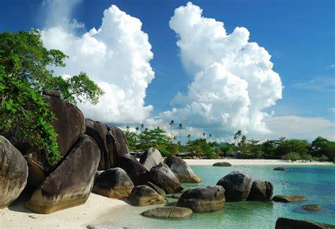 bangka belitung islands exsotism   tin island
