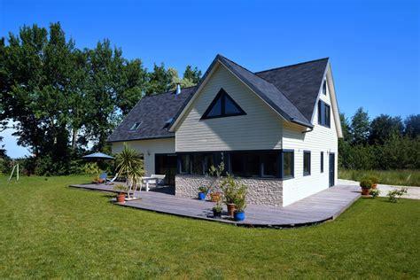 construction d une maison en bois massif 224 colleville calvados maisons d int 233 rieur 224 caen