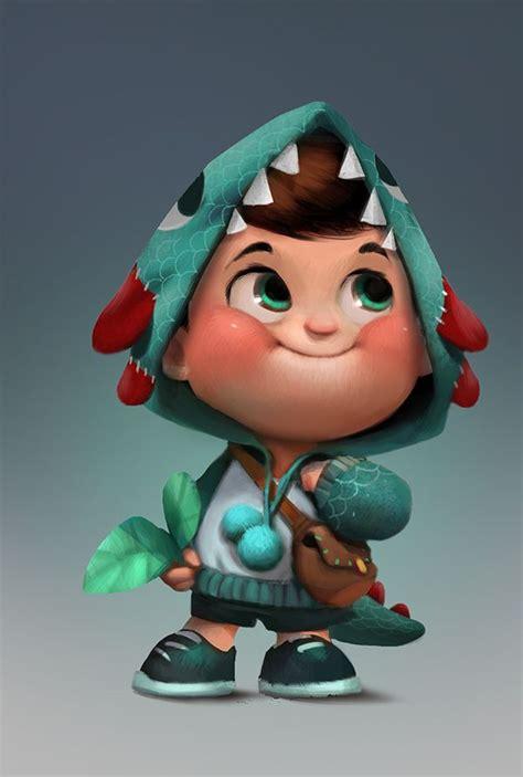 character design  development process  hisense