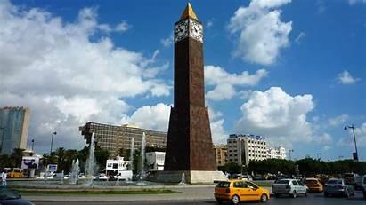 Tunis Tunisia Capital Cities Africa