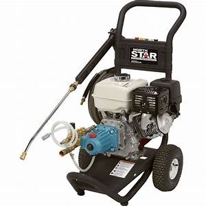 Northstar Hot Water Pressure Washer With Honda Engine
