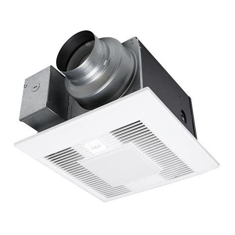 panasonic whisper ceiling fan panasonic whisper green select 50 80 110 cfm ceiling