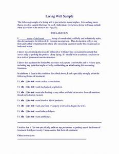 free printable living will template - examples of living wills how to have a fantastic examples