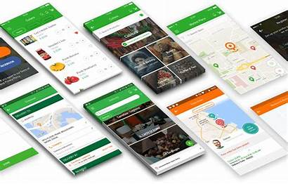 App Mobile Ui Application Trends Ux Android
