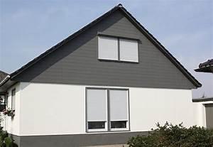Fassade Selber Streichen : giebelverkleidung giebel mit fassaden verkleiden ~ Lizthompson.info Haus und Dekorationen