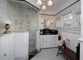 Antique White Kitchen Design Ideas by Victorian Bath Victorian Bathroom San Francisco By