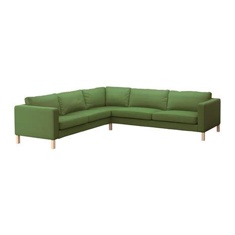canapé ikea karlstad karlstad corner sofa 2 3 3 2 sivik green ikea