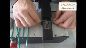Ultrasonic Wire Splicer Ultrasonic Wire Harness Welding