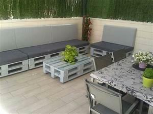 Terrasse En Mosaique : les meilleures id es pour la terrasse en palette ~ Zukunftsfamilie.com Idées de Décoration