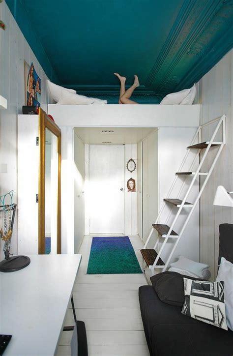 Minimalistische Einrichtung Des Kinderzimmerskinderzimmer Einrichtung Mit Hochbett by Ein Traumhaftes Bett Hochebene Bett Jugendzimmer