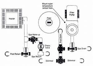 Jandy Temperature 1k Sensor 4 Wire 4019