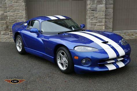 1996 Dodge Viper For Sale #1797674