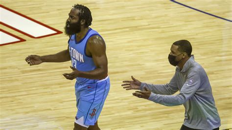 James Harden calls Rockets' situation 'crazy' after loss ...
