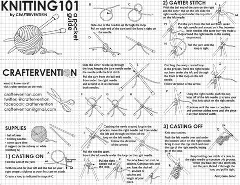 cheat sheets   knitter  create