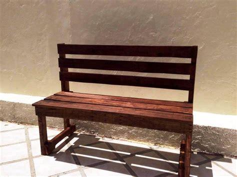 pallet benches    garden easy pallet ideas