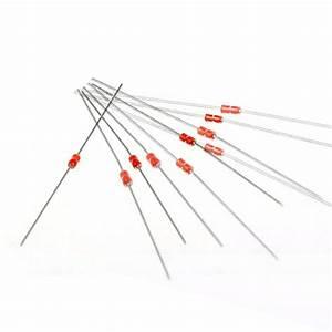 10pcs 100kohm Ntc Thermistors For Jietai Hotend  25-010-0016