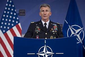 NATO - Opinion: Press conference by the Commander of the ...
