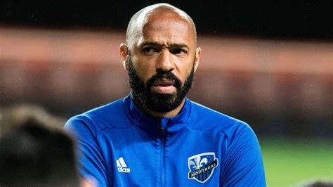 thierry henry    resurrect  coaching career  mls