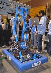 NASA - NASA-Sponsored Robotics Teams Gear Up for 2012