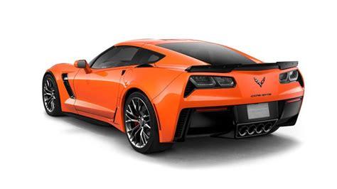 New Car 2019 Sebring Orange Tintcoat Chevrolet Corvette