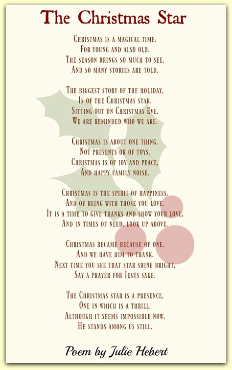 christmas poems  lyrics honoring  true meaning