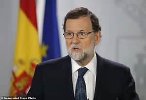 The Latest: Spain PM: Catalan leader must get answer right ...