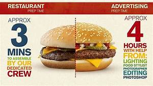 McDonald's Finally Comes Clean On False Advertising (Kind ...