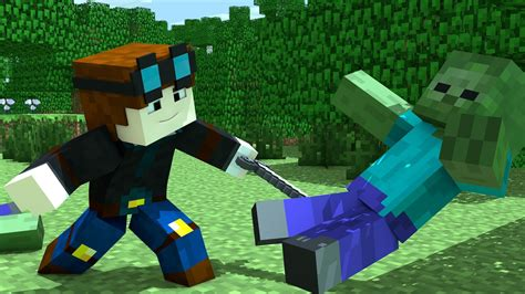 Minecraft Animation Wallpaper - dantdm wallpapers 79 images