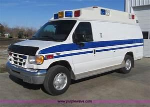 1998 Ford Econoline E350 Super Ambulance