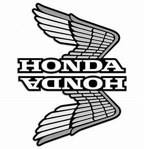 Kit tank retro Honda Wings