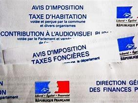 Résultat d'images pour impôts locaux réduits