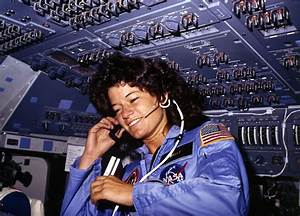 Black Female Astronaut Who Died - Pics about space