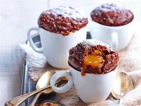 cuisine au mug mug cake choco caramel facile et pas cher recette sur