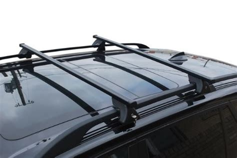 Honda Pilot Roof Rack Crossbars Installation