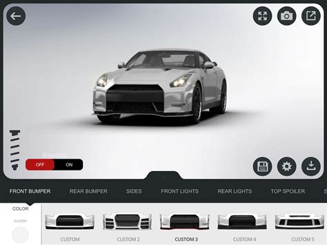 Car Designing Apps For Android by 3dtuning Android Apps On Play