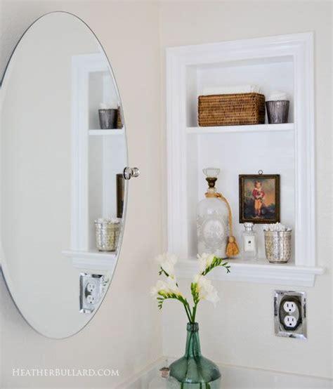 Medicine Cabinet Shelf by Medicine Cabinet To Built In Shelf Bathroom