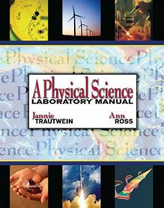 Physical And Earth Science Laboratory Manuals