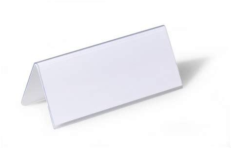 chevalet porte nom bureau chevalet porte nom réutilisable 15 x 6 1 cm 25 porte
