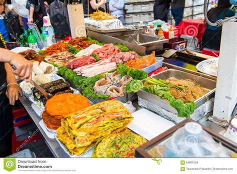 ustensile de cuisine asiatique séoul corée du sud 16 mai marché de namdaemun à séoul