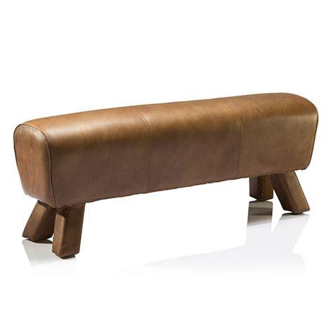 Timothy Oulton Gym Horse Bench DoubleStocktons