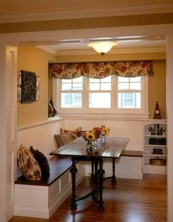 minneapolis kitchen cabinets drexel avenue residence breakfast nook traditional 4144