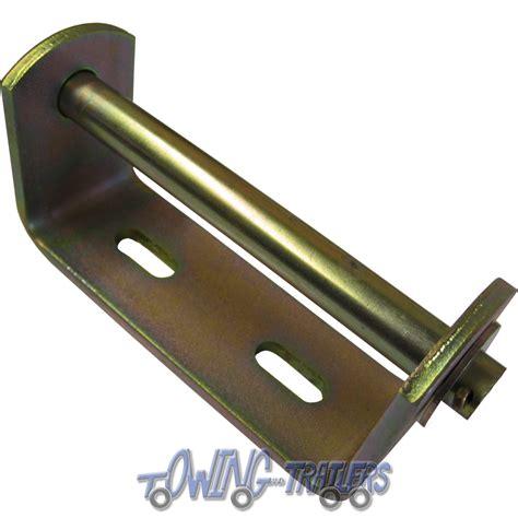 Boat Trailer Parts Rollers by Vee Keel Roller 16mm Pin Bracket Boat Trailer Parts Ebay