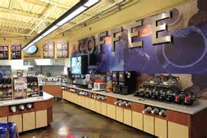 Millwork Cabinets by Convenience Store Emi Industries