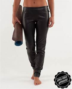 Leather Yoga Pants are the Latest Trend – Boston Magazine
